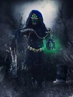 Cosplay - Thresh (The Chain Warden) by Svetliy-Sudar