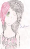 Autum Hand drawin by TheRainbowSparkle