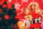 Oh Deer a very babrie christmas by Happysmitten