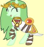 palutena MLP by FF2sweethearluv