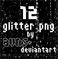 Glitter png by avns