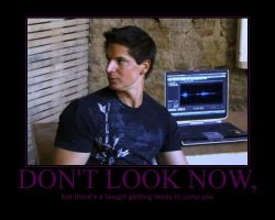 Zak Bagans motivational5 by KanameRienhartXIII