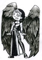 Inking Practice 002 by WingsofMorphius