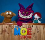 Cheshire visits the Moe Show by MonstrositiesNZ