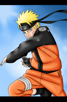 Naruto Throw by YuuK3