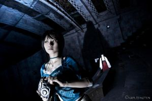 Fatal Frame III - The Tormented III by KiraHokuten