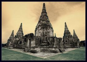 Temple Symmetry by bevels