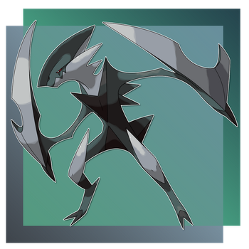 Razard, Razor Fakemon by FakeMakeT
