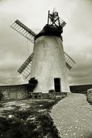 Ballycopeland Windmill by bassichris