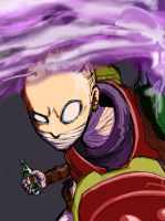 Why is he bald? by ms05zaku