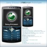 Sony Ericsson x750Smart by nonlin3
