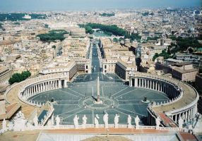 St Peter's Square by Artemis347