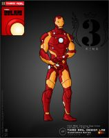 TRDL - Iron Man Bleeding Edge by TRDLcomics