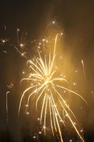 Fireworks Stock 071 by Malleni-Stock