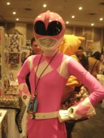 Pink Ranger Cosplay by Anime-King-Zi2