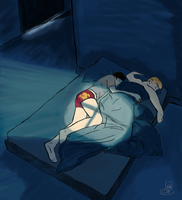 merthur - sleeeeeeeep by kneelmortals