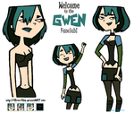 Gwen Fanclub - Welcome Message by Gwen-Club