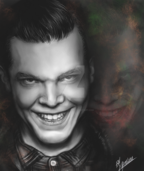 Jerome Valeska played by Cameron Monaghan by Pandoras-Encore