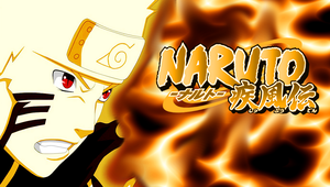 naruto wallpaper by firststudent