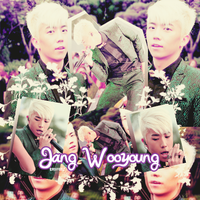 Jang Wooyoung by BadMinz