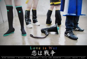 Love is War - Preview by nyaomeimei