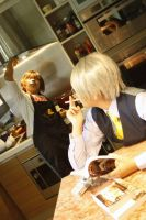 Junjou Romantica: Newlyweds. by solatomato