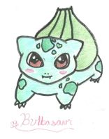 Bulbasaur by micki26052
