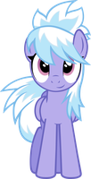 Cloudchaser (Vector) by ArtPwny