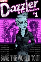 Relaunched: Dazzler and The Refractions by brodiehbrockie