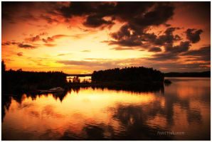 Finnish skies.. III by closer-to-heaven