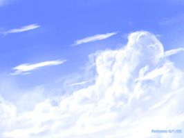 Clouds by Porforever
