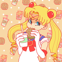 sailor mcdonalds by N3Y
