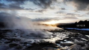 Geysir by cyphix-art