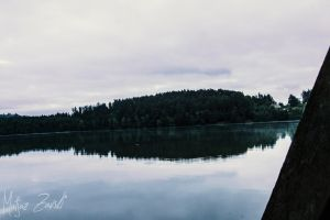 Lake by Maaty-Photography
