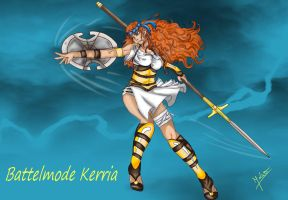 Battelmode Kerria (2/3) by J-Sayi-Laolin