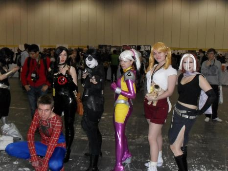 London Super Comic Con by Kacey-7
