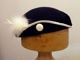 1940s 'Make do and Mend' Hat by Velven