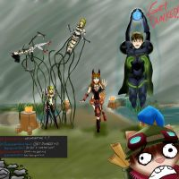 League of Friends Variant (No Nocturne Ultimate) by Lady-of-Mud