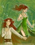 Jupiter x Nephrite by strawberrygina