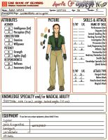 TBOS RP Anna Character Sheet by simply-irenic