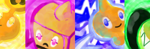 Rotom Formation by crayon-chewer