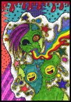 Zombie Acid Trip by FlavorlessMuffin