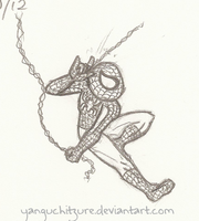 Thwip -sketch- by Yanguchitzure