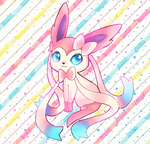 Ninfia - Sylveon by Geegeet