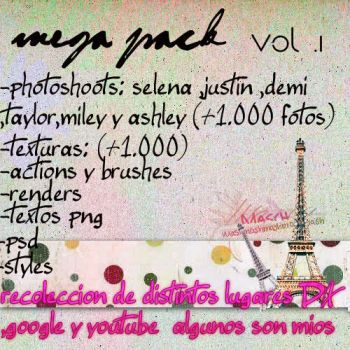 mega pack primera parte by test-editions