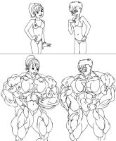 muscle surprise by rssam000
