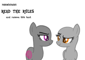 MLP Base: Im imaginating me fucking you in my mind by PhoenixBases