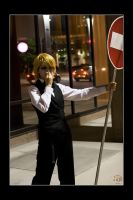 Shizuo - In the City by Koholint