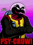 Cartoon Villains - 087 - Psy-Crow! by CreedStonegate