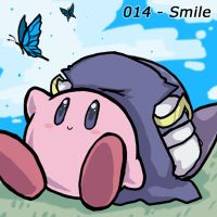 014 - Smile by Mikoto-chan
